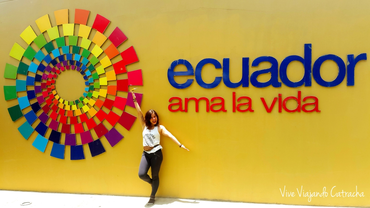 Descubriendo Ecuador: Ama la vida